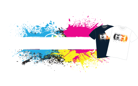 Custom Screen Printing & Embroidery Palm Deser
