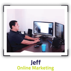 Impression Design Online Marketing Jeff
