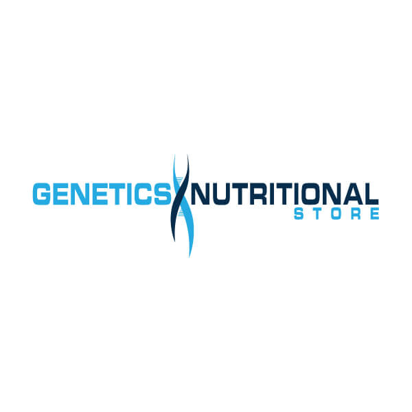 Impression Design Genetics Nutritional Logo Design