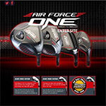Impression Design Clients Air Force One Golf