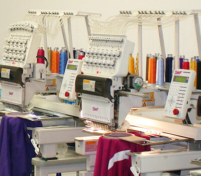 SWF Embroidery Machines