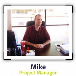 Impression Design Project Manager Mike